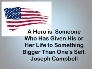 memorial day heros